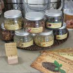 Organic Herbal Teas  to tasting and purchasing