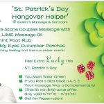 St Patrick`s Day Event